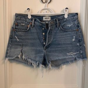 Agolde shorts